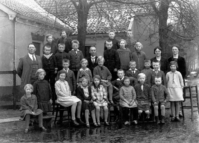 familieportret 1930