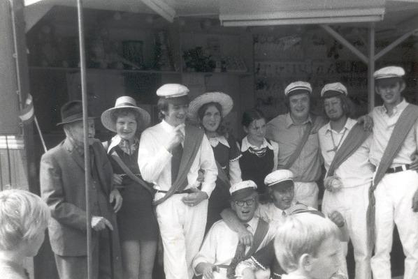 kottens feest 1974